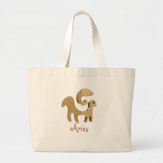 Aries, Ariete Large Tote Bag