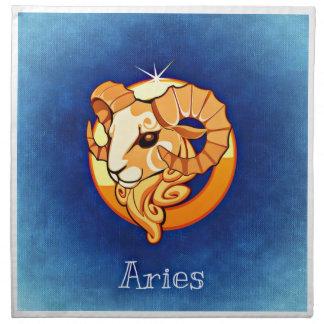 Aries, Ariete Napkin