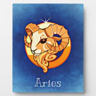 Aries, Ariete Plaque