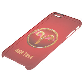 Aries Astrological Sign iPhone 6 Plus Case