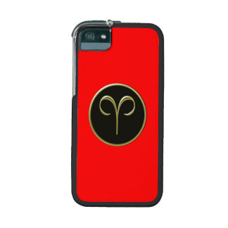 Aries Astrological Symbol Cover For iPhone 5/5S