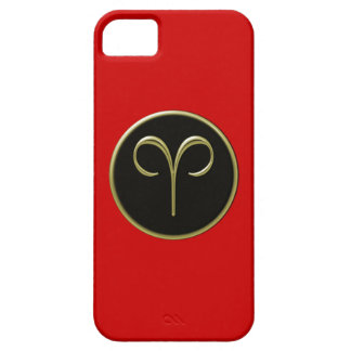 Aries Astrological Symbol iPhone 5 Case