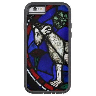 Aries Astrology - Gothic Stained Glass Iphone Case Tough Xtreme iPhone 6 Case