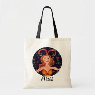 Aries Budget Tote Bag