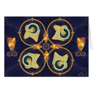 Aries Card