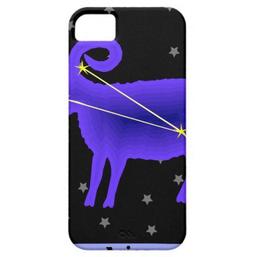Aries iPhone 5 Cover