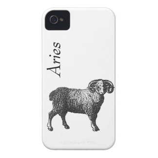 Aries Case Mate with Text iPhone 4 Case-Mate Cases