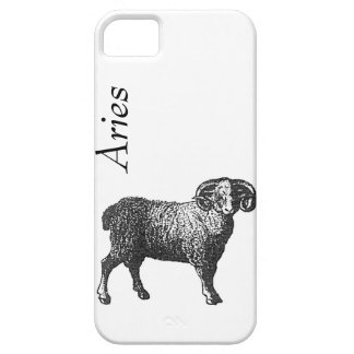 Aries Case Mate with Text Barely There iPhone 5 Case