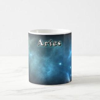 Aries constellation coffee mug