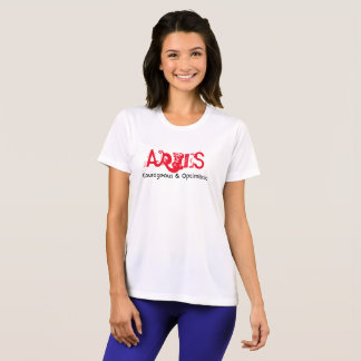Aries - Courageous & Optimistic T-Shirt