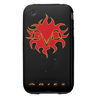 Aries Element (Fire) iPhone 3 Tough Cover