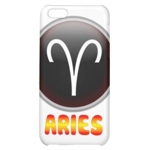 Aries Fire iPhone 5C Case