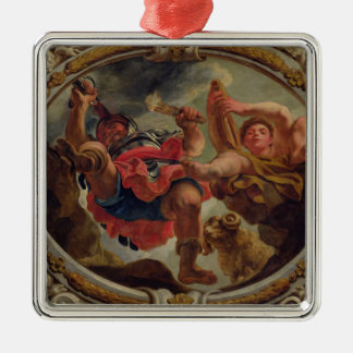 Aries, from the Signs of the Zodiac Christmas Ornament