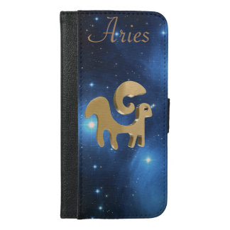 Aries golden sign