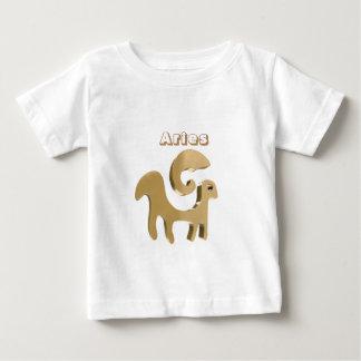Aries golden sign baby T-Shirt