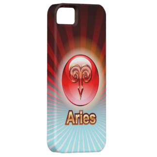 Aries Horoscope iPhone 5 Case