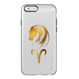 Aries Horse Chinese Western Astrology I Iphone Incipio Feather® Shine iPhone 6 Case