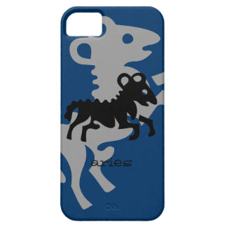 Aries in black case for the iPhone 5