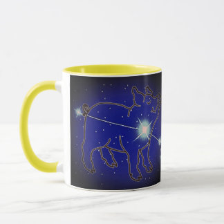 Aries in the year of the Pig Mug