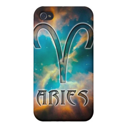 Aries iPhone4 iPhone 4 Cover