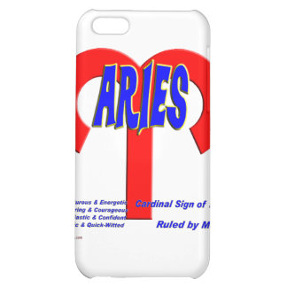 Aries iPhone 5C Covers
