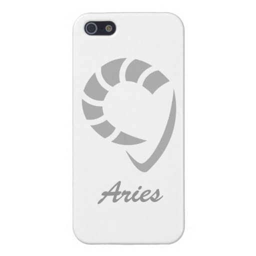 Aries Cover For iPhone 5