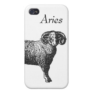 Aries iPhone 4/4S Cover