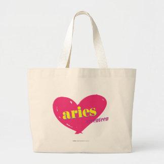 Aries Large Tote Bag