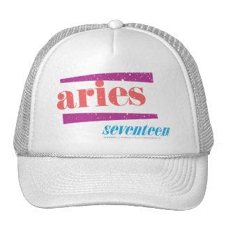 Aries Lt Pink Cap