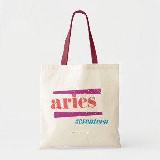 Aries Lt Pink Tote Bag