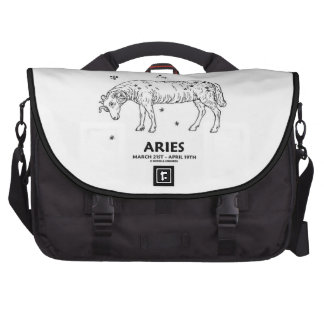 Aries (March 21st - April 19th) The Ram Computer Bag