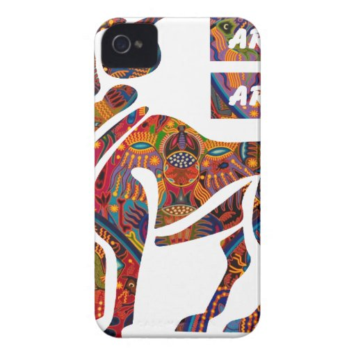 ARIES MAYAN HOROSCOPES PRODUCTS iPhone 4 COVER