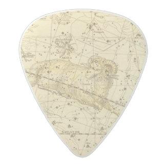 Aries, Musca Borealis Acetal Guitar Pick