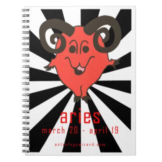 Aries Notebook