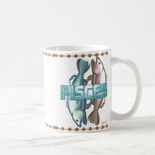Aries Pisces zodiac friendship Coffee Mug