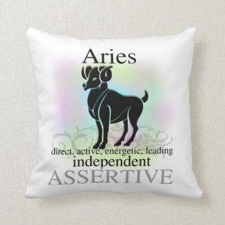 Aries Ram Astrology Sign American MOJO Pillow Throw Cushions