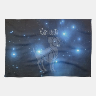 Aries Tea Towel