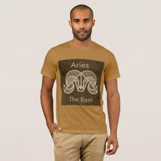 Aries, The Ram Horoscope Zodiac Symbol Shirt