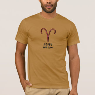 Aries the ram shirt