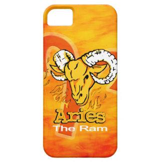 Aries The Ram zodiac fire iphone 5 case