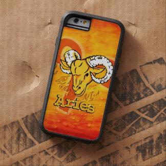 Aries The Ram zodiac fire sign iphone 6 case