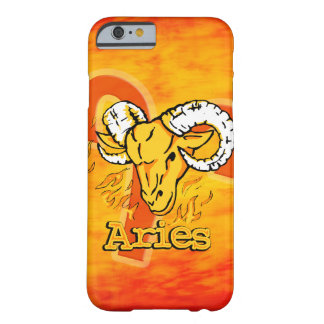 Aries The Ram zodiac fire sign iphone case Barely There iPhone 6 Case