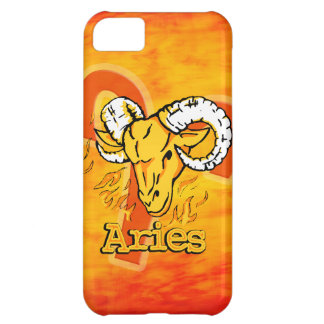 Aries The Ram zodiac fire sign iphone case iPhone 5C Covers