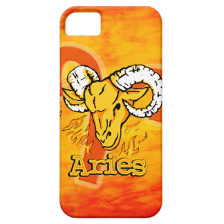 Aries The Ram zodiac fire sign iphone case iPhone 5 Cover