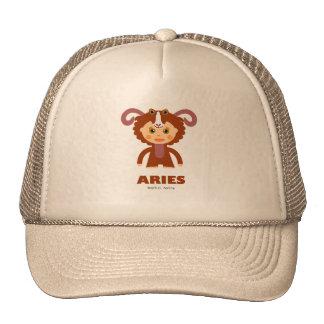 Aries Zodiac for Kids Cap