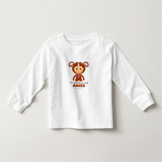 Aries Zodiac for Kids T Shirts