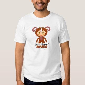 Aries Zodiac for Kids Tshirt