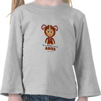 Aries Zodiac for Kids T Shirt