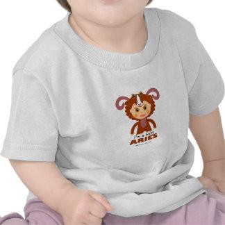Aries Zodiac for Kids T-shirts