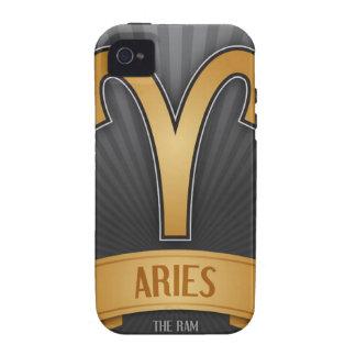 Aries Zodiac iPhone 4 Case
